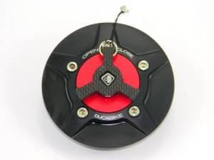 Ducabike - Ducabike Fuel Cap: 696-796-1100/Diavel