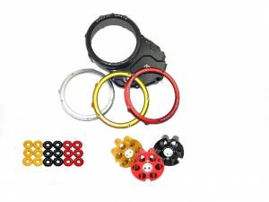 Ducabike Clutch Cover Kit: Ducati Monster/HM - Image 1