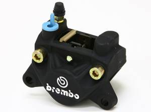 Brembo - BREMBO Rear Caliper P32F [Black] 32mm Piston - Image 1