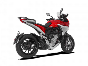 HP Corse - HP CORSEHYDROTRE BLACK CERAMIC COATED STAINLESS STEEL SLIP ON EXHAUST: MV AGUSTA TURISMO VELOCE/VELOCE LUSSO [CARBON COVER] - Image 1