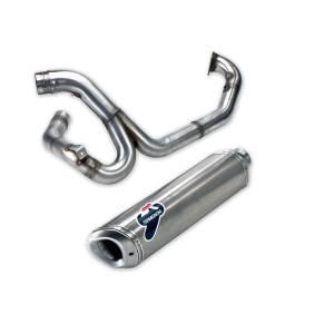 Termignoni - TermignoniRacing FULL Titanium EXHAUST SYSTEM: Ducati Multistrada '10-'14 - Image 1