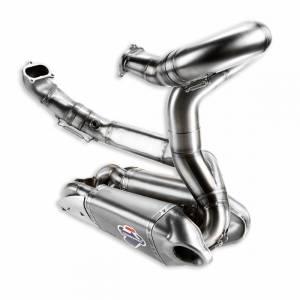 Termignoni - Termignoni Titanium/Steel Full Exhaust System:Ducati Panigale 1199/S - Image 1