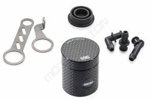 CNC Racing - CNC Racing Carbon Fiber Clutch Reservoir-12ML