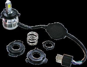 Motowheels - MW LED Headlight bulb: H4 HI/LOW - Image 1