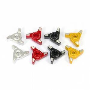 Ducabike - Ducabike Ducati Billet Windscreen Adjustable Knob Set: Multistrada 1200 [10-12] - Image 1