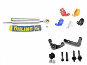 Ducabike - Ducabike/OhlinsSteering Damper Kit: Ducati Hyperstrada/Hypermotard 821-939 - Image 1