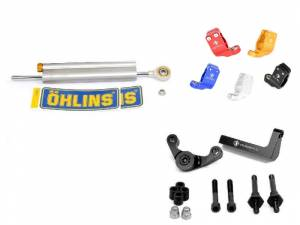 Ducabike - Ducabike/Öhlins Steering Damper Kit: Ducati Hyperstrada/Hypermotard 821-939