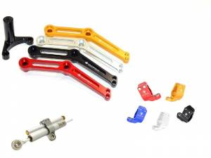 Ducabike - Ducabike/Ohlins Steering Damper Complete Kit: Ducati Monster 1200-821-797 - Image 1