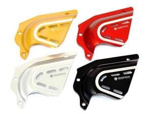 Ducabike - Ducabike Billet Front Sprocket Cover: Scrambler, Monster 821
