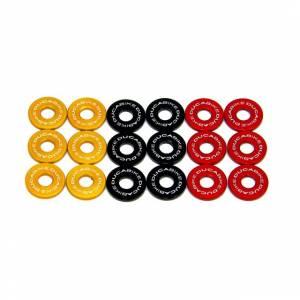 Ducabike - Ducabike Billet Wet Clutch Hub Spring Retainer Caps: Hypermotard 796 / M620-695,696,796 / S2R800 / MTS 620 / Scrambler
