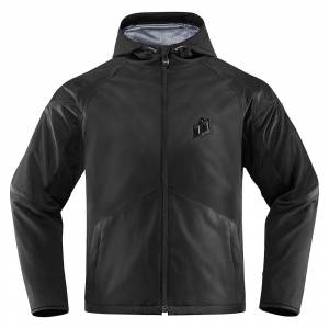 Icon  - Icon Merc Stealth Jacket - Image 1