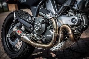 RIZOMA - RIZOMA Timing Belt Cover: Ducati Scrambler - Image 1