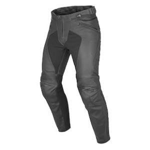 DAINESE Closeout  - DAINESE Pony C2 Perforated Leather Pants (CLEARANCE-NO RETURN/EXCHANGE) - Image 1