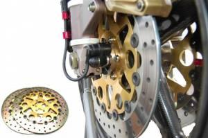 Discacciati - Brembo Full Floating Iron Replica Rotors By Discacciati
