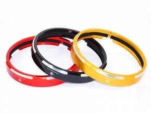 Ducabike - Ducabike Billet Headlight Ring: Ducati Scrambler 800-1100, Sixty2 - Image 1