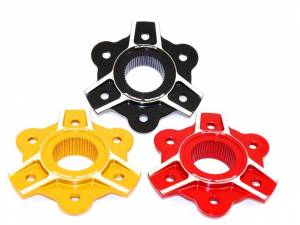 Ducabike - Ducabike Billet Sprocket Cover: 1299/1199, M1200, MTS1200, 1098/1198, SF1098, Diavel, X Diavel, SuperSport 939 - Image 1