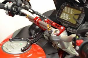 Ducabike - Ducabike/OhlinsSteering Damper Kit: Ducati Multistrada 1200  2015-17 - Image 1