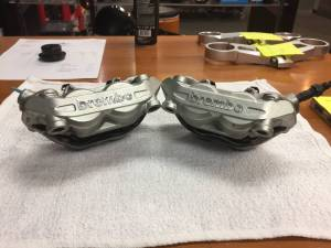 Used Parts - USED Brembo 2 Pad Brake Calipers 100mm - Image 1