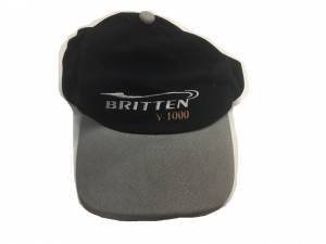 Motowheels - Britten V-1000 Hat: Original and Rare [Very few left]