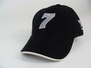 Motowheels - Frankie' Chili Authorized Official Fan Hat: [Rare] Black - Image 1