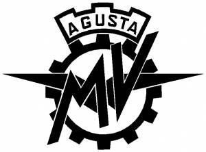 "Motowheels - MV Agusta Sticker  8""x11"" - Image 1"