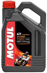 Motul - MOTUL 300V Factory Synthetic 10W60 Oil [4 Liter]