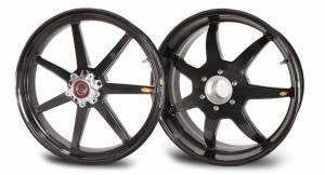 BST Wheels - BST 7 Spoke Wheels: Ducati Monster 1200R - Image 1