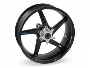 """BST Wheels - BST 5 Spoke Rear Wheel: 851 / 888 / M600 / M750 / M900 / 900SS/1000 SS ie [5.5""""]"""