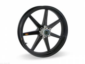BST Wheels - BST 7 Spoke Front Wheel: 748-998, SS900ie/1000, Mhe, Monster S4/900ie/1000ie/S2/R/S4R/695ie/696, ST2/3/4/4S, MTS 620/1000/1100 - Image 1