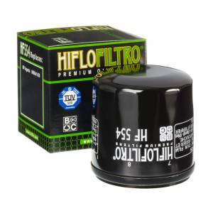 Hiflo - MV Agusta Hiflo Oil Filter: F4 750/1000/ Brutale Up to 2009