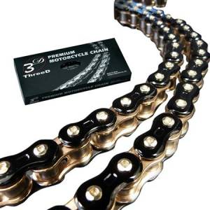 EK Chains - EK CHAIN 3D 525 Z Series:120 Link - Image 1