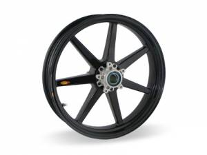 BST Wheels - BST 7 Spoke Front Wheel: BMW (ABS) R1200S/R / R nine T