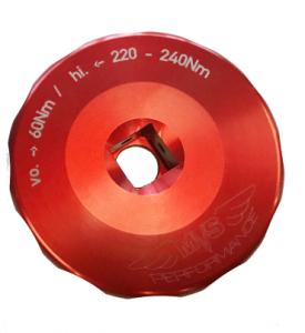 MVS Performance - MVS Performance Billet Wheel Nut Socket Tool: MV AGUSTA
