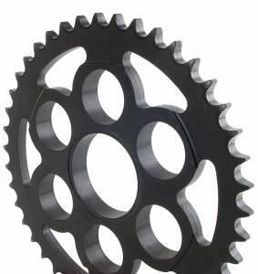 SUPERLITE - SUPERLITE 525 Pitch Direct Replacement Steel Rear Sprocket: Ducati 916/996 [36T Only} - Image 1