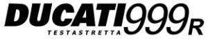 Ducati 999R Testastretta Sticker - Image 1