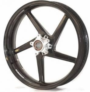 """BST Wheels - BST 5 SPOKE Front WHEEL: Suzuki GSX-R 600/750 06-07  [3.5""""X17""""]"""