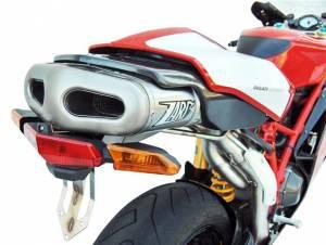 Zard - ZARD 2-1-2 SS Full System: Ducati 749-999 Monoposto - Image 1