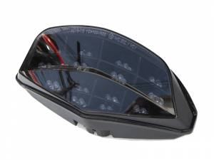 Competition Werkes - Competition Werkes Integrated Tail Light/Turn Signal: M696/M796/M1100 : Blackout - Image 1