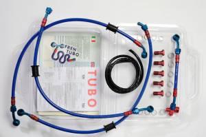 Fren Tubo - FRENTUBO Kevlar Cylinder Head Oil Line: Monster S4 - Image 1