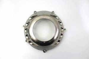 Speedymoto Limited - SPEEDYMOTO LIMITED NICKEL Ducati Dry Clutch Cover: Flow