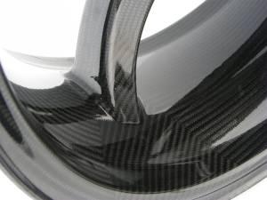 "BST Wheels - BST 5 Spoke Rear Wheel [5.75""]: 748-998, MH900e, Monster S2/R/S4R/S4RS/796/1100, MTS 1000/1100, HM-HS, SF848, 848 - Image 1"