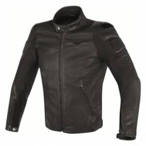 DAINESE Closeout  - DAINESE Street Darker Leather Jacket [Closeout – No Returns or Exchanges]
