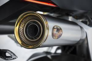 Zard - ZARD 2-1-2 Underseat Full Titanium Exhaust System: Ducati Panigale 959 - Image 1