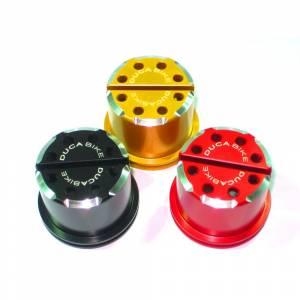 Ducabike - Ducabike Billet Steering Stem Nut: Various Ducati Models [As shown in the list] - Image 1