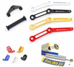 Ducabike - Ducabike/OhlinsSteering Damper Complete Kit: Monster 696 / 1100 -1100 S [No EVO] - Image 1
