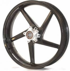 BST Wheels - BST Diamond Tek Carbon Fiber Front Wheel: BMW HP4 '12-'15 - Image 1