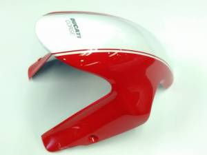 CDT - CDT Painted Carbon Front Fender, Super High Quality: Ducati 848/1098/1198- SF1098/848
