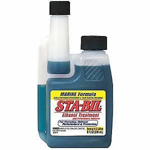 STA-BIL - STA-BIL 360 Marine Ethanol Treatment & Stabilizer: 8 oz [Treats up to 80 gallons] - Image 1
