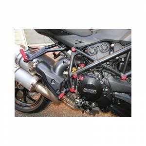 Ducabike - Ducabike Billet Frame Plugs: Ducati Streetfighter 848/1098 - Image 1