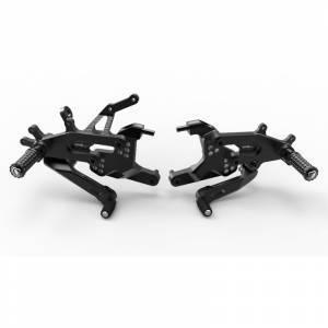 Ducabike - Ducabike Rear Sets: Ducati Panigale V4 [Folding foot pegs]